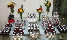 Festa Anos 60 - Mesa de doces