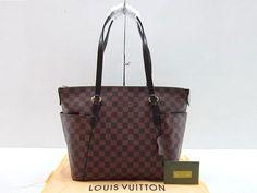 Louis Vuitton Totally MM, Damier Ebene