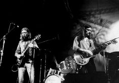 Duane & Dickey, Closing Night, Fillmore East, New York (June Great Bands, Cool Bands, Berry Oakley, Dickey Betts, Fillmore East, Allman Brothers, Band Of Brothers, Great Pic, Blues Rock