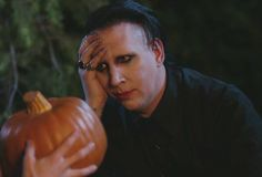 Funny or Die takes Marilyn Manson out into the woods with a bunch of children... what could go wrong?
