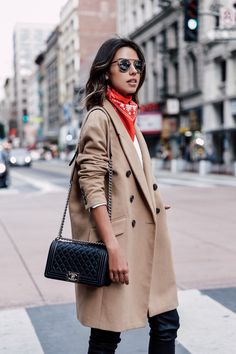 VivaLuxury - Fashion Blog by Annabelle Fleur: CAMEL COATED
