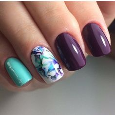 Pin by Kelsey Carroll on Nails in 2020 Manicure Nail Designs, Nail Manicure, Nail Art Designs, Nail Polish, Shellac Nails, Diy Nails, Fancy Nails, Love Nails, Pin On