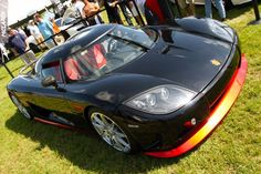 #Koenigsegg #CCXR - Festivals of Speed