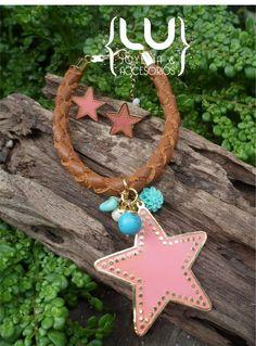 Estrellas.   LU Joyería & Accesorios.  #accesorios #aretes #collares #pulseras #joyería #accesorios #moda #fashion #Colombia #medellin