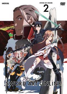 Sword Art Online DVD Part 2