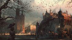 The Market by daRoz
