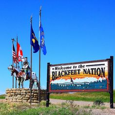 Home of the Blackfoot