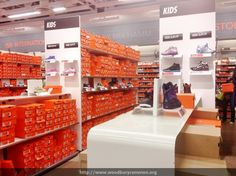 The Nike Factory Outlet store in Woodbury has everything you are looking for in your Nike products