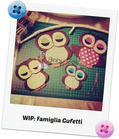 WIP: THE FAMILY OWL