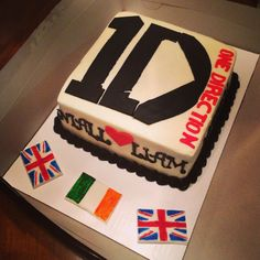 One direction cake- 1D