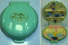 Polly Pocket: | 33 Of Your Childhood Toys That Are Worth A Fortune Now