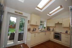 www.haleofherts.com Kitchen extension sky lights
