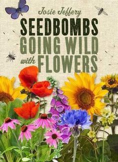 Seedbombs going wild with flowers