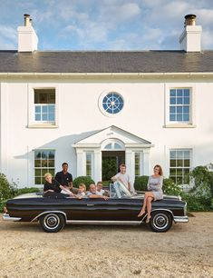 Inside India Hicks's Dreamy English Country Home