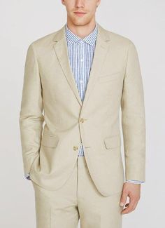 Perfect Summer wedding suits from Bonobos - Gent & Beauty