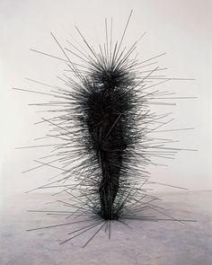 Antony Gormley, Capacitor, 2001 © Antony Gormley – Courtesy Galerie Thaddaeus Ropac