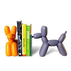 Balloon Animal Bookends!