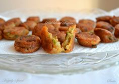 Happily Spiced: Red Lentil Fritters