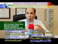 Dr. Joel Fuhrman:  Improving Your Health w Plant-based Diet VIDEO