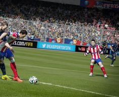 FIFA 15 - I have got to get good at this game Fifa 15, World Cup 2014, Fifa World Cup, Psg, Xbox Achievements, World Of Warcraft Gold, Uk Tv, Ea Sports, Final Fantasy Xv