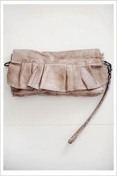 beige leather #style #fashion #accessories
