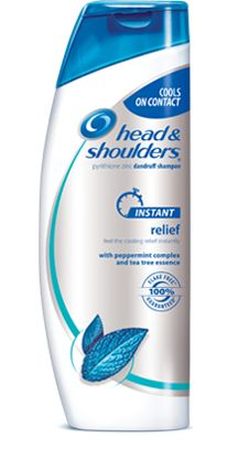 Looking for instant relief dandruff shampoo? Try Head & Shoulders Instant Relief Shampoo that keeps hair clean and 100% flake-free.