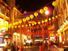 London...Chinatown