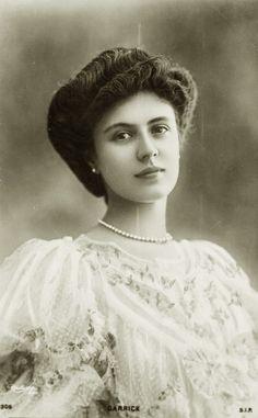 Vintage elegant edwardian lady 003 by MementoMori-stock