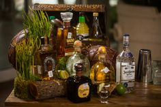 Creative Group Offerings -- Tequila Bar | Pavilion