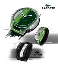 25 Wrist Watch Concept Sketches | Sketch My World