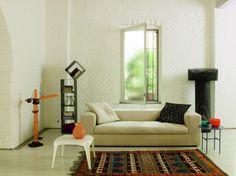 CAPPELLINI Novelties 2012 - NOM low table, Drop bookshelf, Cuba 25 sofa, Candy table, Lace metal lamp