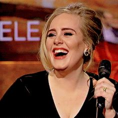 It's Adele's world, we're just living in it. | 16 Times Adele Snatched Everyone's Wig In 2015