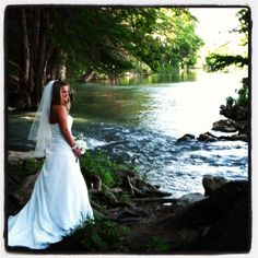 My precious angel.....  beautiful inside and out!  Gruene, Tx Guadalupe River