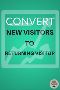One of the biggest challenges bloggers and internet marketers face is to get new visitors to keep coming back for more therefore making them returning visitors.