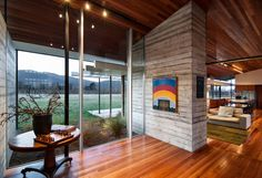 Wairau Valley House / Parsonson Architects