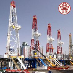 Land Oil Drilling Rig $10000~$100000
