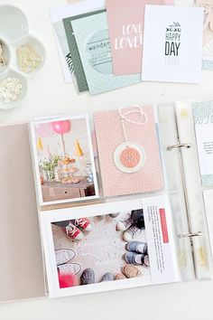 How to Save Money on Scrapbook Supplies – Scrapbooking Fun! Project Life 6x8, Project Life Layouts, Life Journal, Journal Cards, Scrapbook Paper Crafts, Scrapbook Supplies, Book Projects, Craft Projects, Album Scrapbook