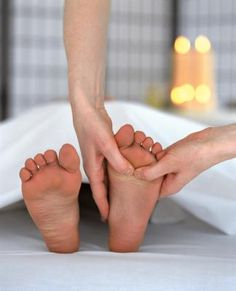 Acupressure + Ovulation: There are a number of acupressure points that can help stimulate ovulation and reduce some of the undesirable symptoms that you might experience mid-cycle. Spleen 6, located about 3 inches above the inside of your ankle bone, is a popular acupressure point that can enhance ovulation and reduce mid-cycle pain and cramping. Liver 3, located between your big toe and second toe, can help reduce irritability, breast tenderness and promote ovulation. Spleen 9...