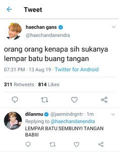 Text Quotes, Jokes Quotes, Mood Quotes, Funny Quotes, Funny Memes, Hilarious, Funny Twitter Posts, Quotes Lucu, Nct Life