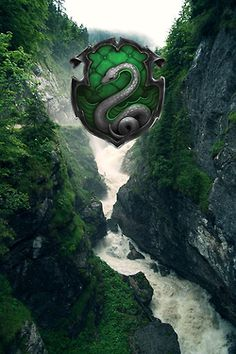 """""""Or perhaps in Slytherin, You'll make your real friends, Those cunning folk use any means, To achieve their ends."""""""