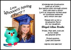personalize your graduation wise ole owl announcements and