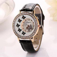 $15.99 <b>Luxury Brand Womens</b> Quartz <b>Watch</b> Alloy Simulated ...