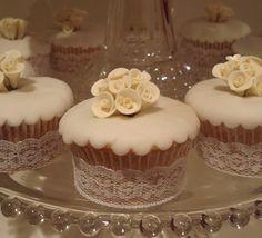 Doce Cupcake: Cupcake no Casamento