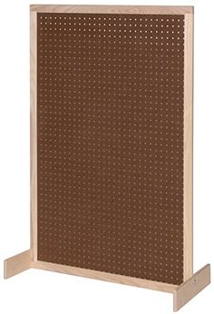 Superb Steffy Wood Products Pegboard Room Divider