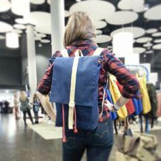 #backpack  #rucksack  #plecak  #retro #design #vintage #canvas #new #sneakpeak  #tchakon  #logo  #bike #rower #warszawa  #warsaw  #old  #oldschool #urban #clothes #fashion #polishgirl #cutegirl