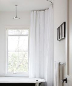 47 Best Shower Curtains And Tracks Images In 2019 Master