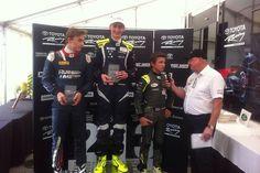 Toyota Racing Series: Ferdinand Habsburg vence 1ª etapa, Piquet em 7º
