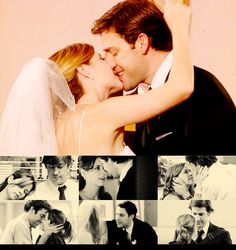 Jim: Four years ago I was just a guy who had a crush on a girl who had a boyfriend. And I had to do the hardest thing I ever had to do, which was just to wait. Don't get me wrong—I flirted with her. Pam, I can now admit in front of friends and family that I do know how to make a photocopy. I didn't need your help that many times. And do you remember how long it took you to teach me to drive stick? I've been driving stick since high school. For a really long time that's all I had: little…