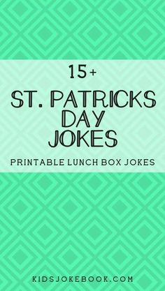 Patrick's Day jokes are a fun way to celebrate! Make a leprechaun trap and tell leprechaun jokes! We've got some of our favorite St. Patrick's Day Knock Knock Jokes along with a FREE PRINTABLE for your kids! Jokes And Riddles, Good Jokes, Funny Jokes, Driving Memes, St Patricks Day Quotes, Knock Knock Jokes, Joke Of The Day, Jokes For Kids, Just Friends