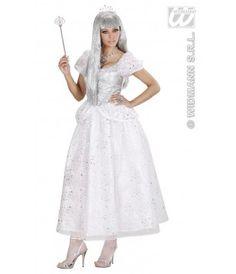 Ice Queen kostume